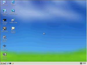 Desktop Hiren'a BootCD 14